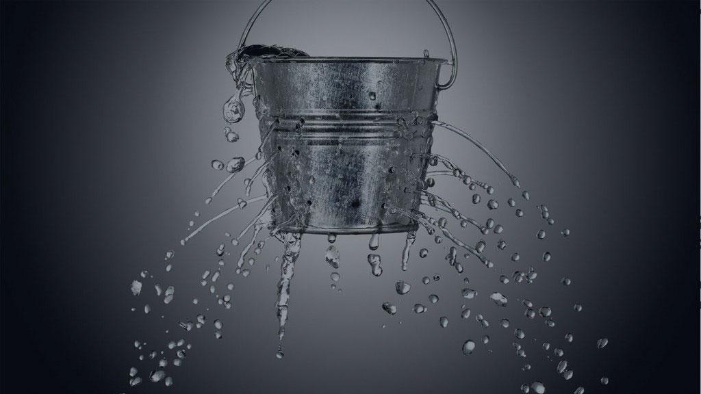 leaky bucket